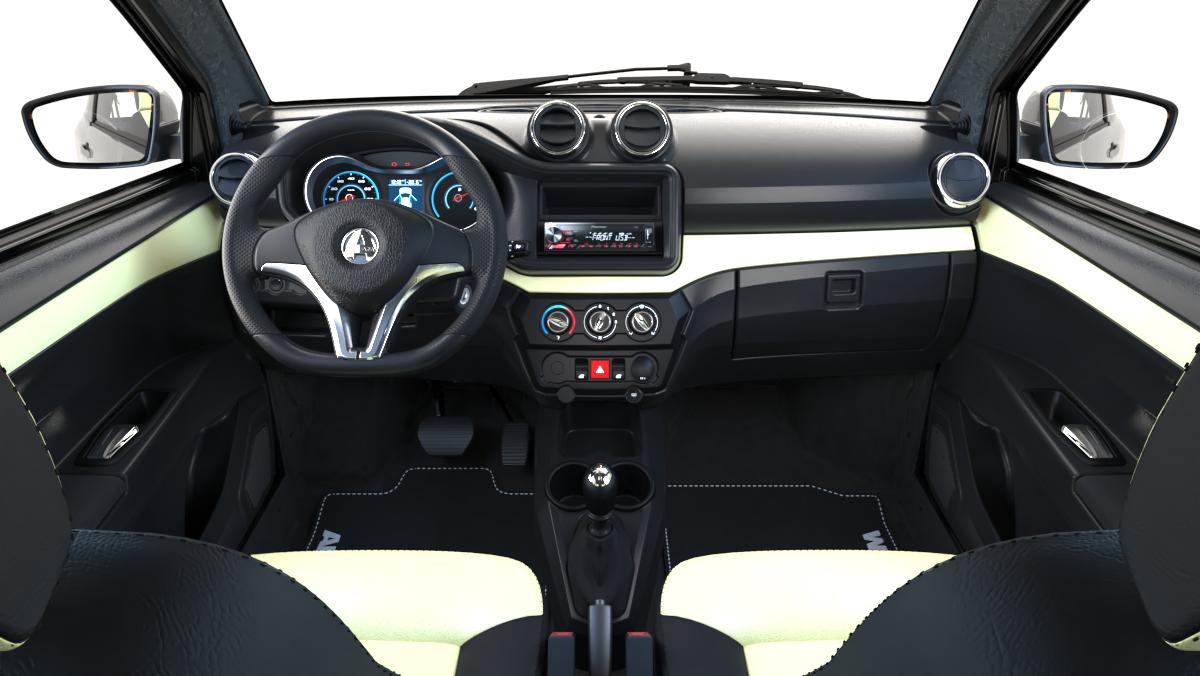 Minicar Aixam Crossline Premium 6oo Gt Minicar Crossline