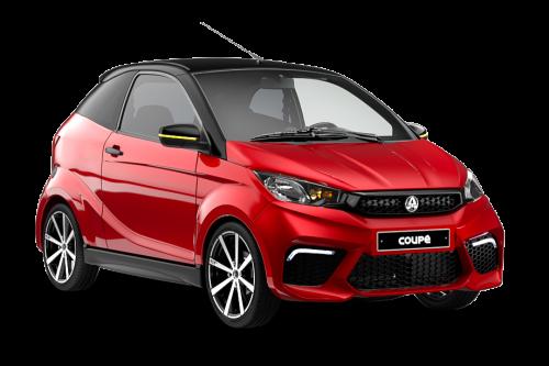 Minicar AIXAM Coupé GTI
