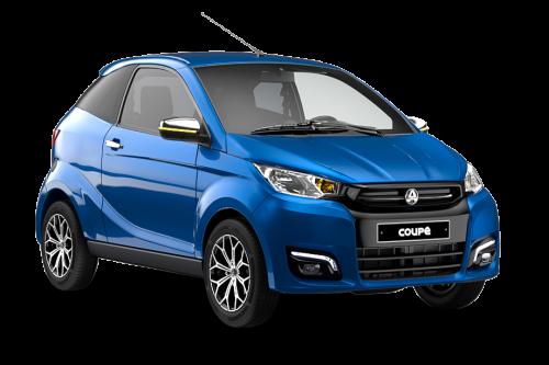 Minicar AIXAM Coupé Premium